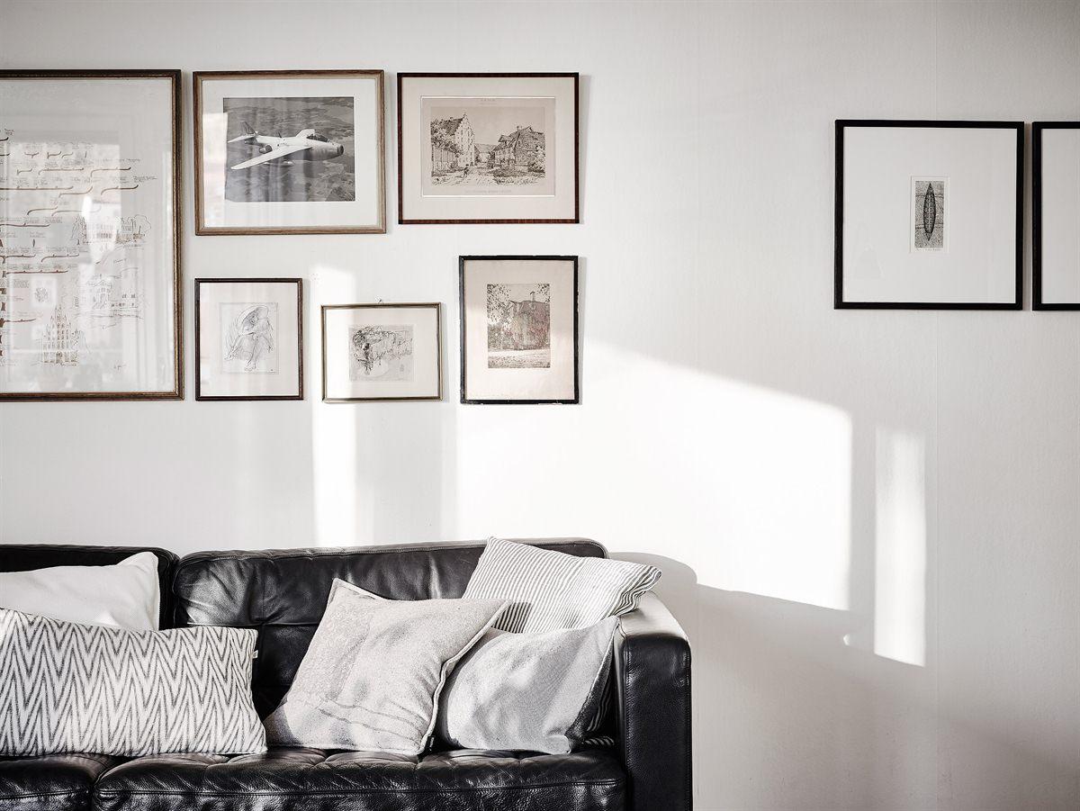 minimalistyczny salon projektowanie wnętrz Katowice