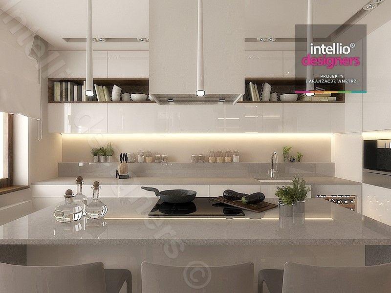 Ekskluzywna kuchnia to połączenie estetyki z ergonomią
