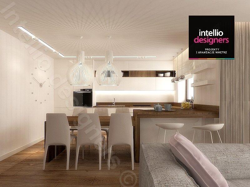 Trzy rodzaje oświetlenia we wnętrzu kuchni