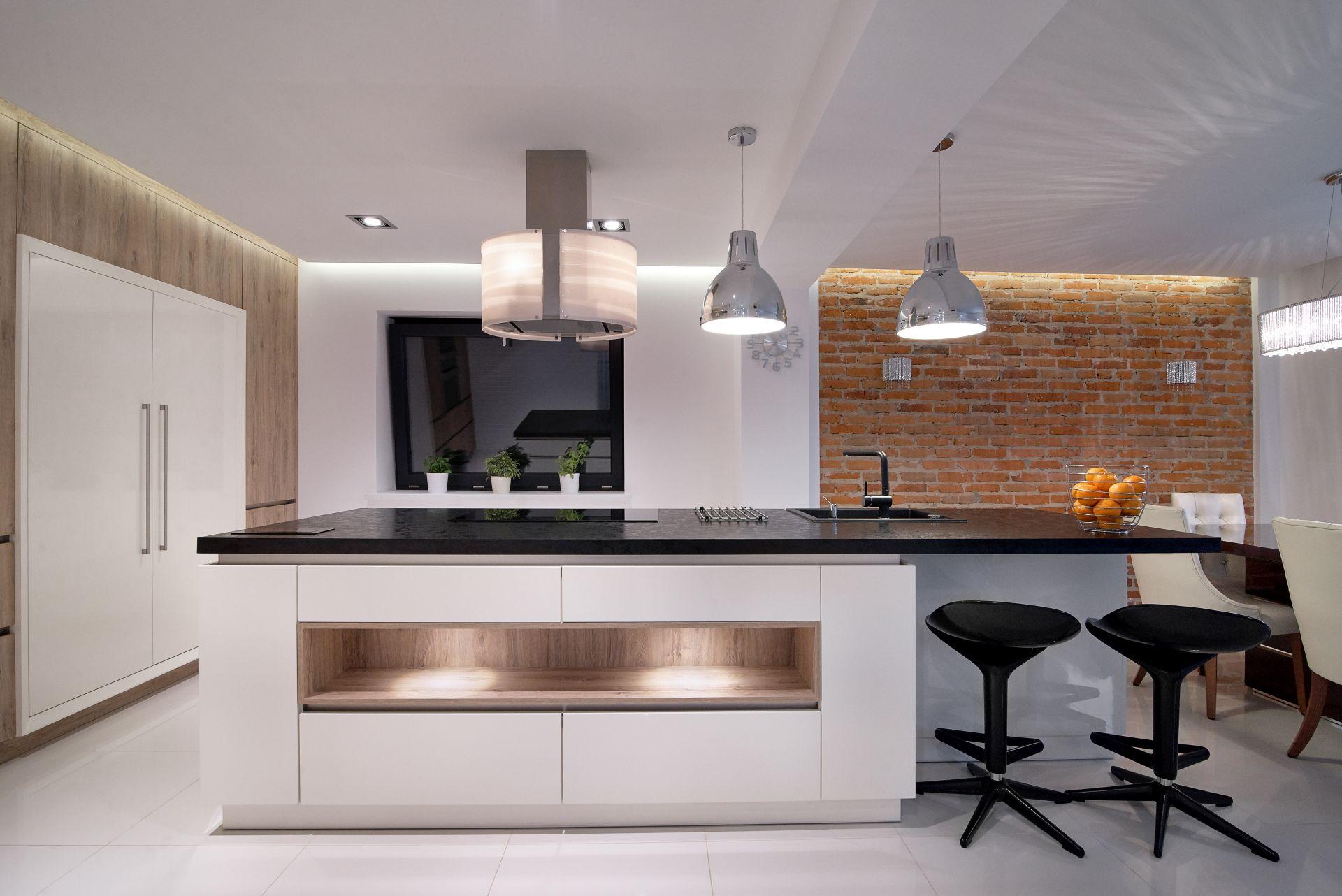 oświetlenie led kuchni