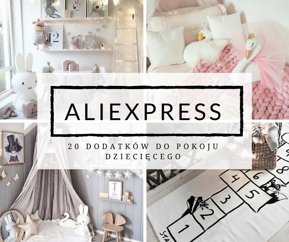 20 Dodatkow Do Pokoju Dzieciecego Z Aliexpress