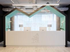westwing wnętrze biura