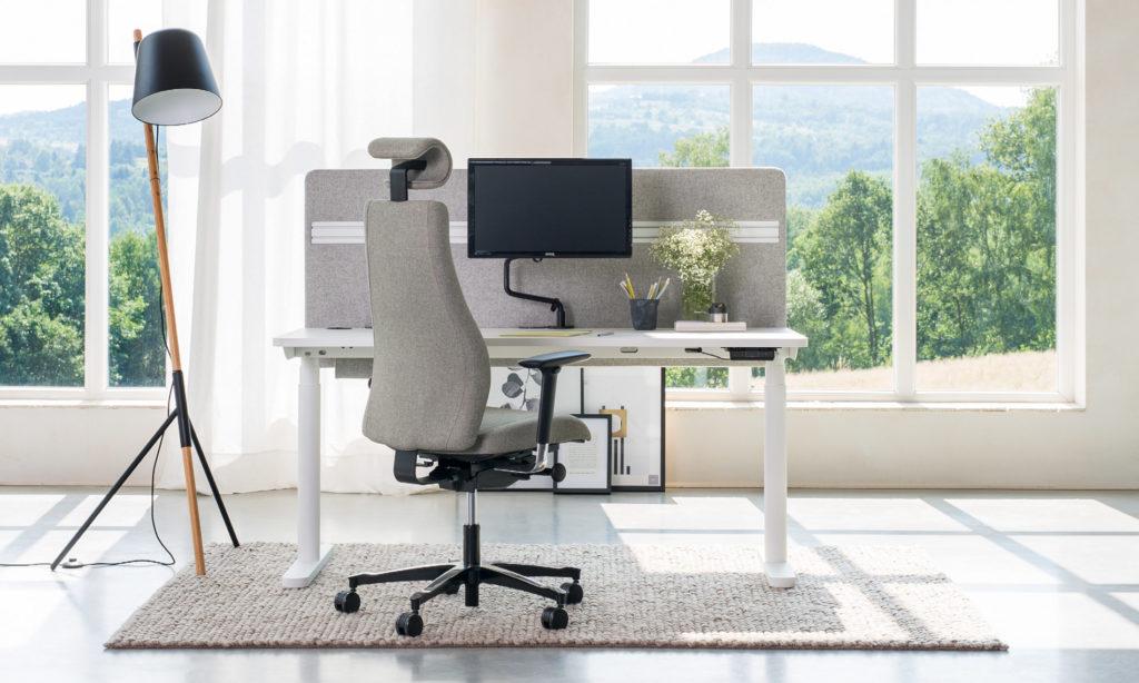 krzesło biurowe ergonomia