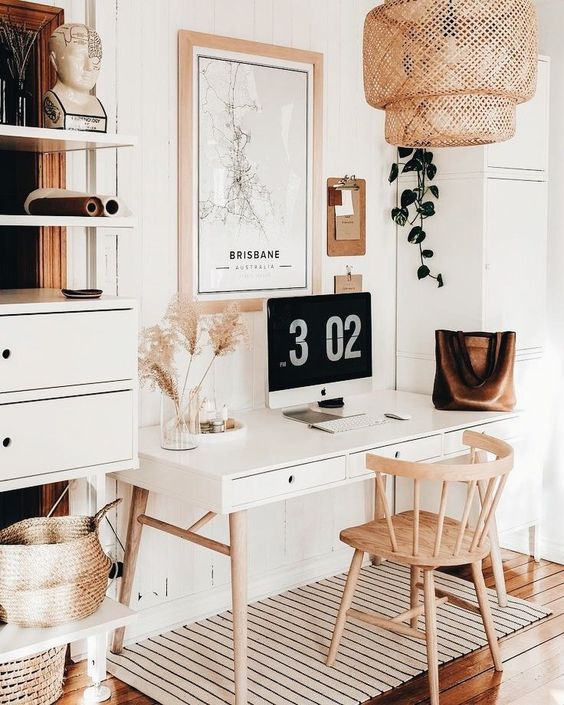 Home office. Jak stworzyć idealne miejsce do pracy w domu?