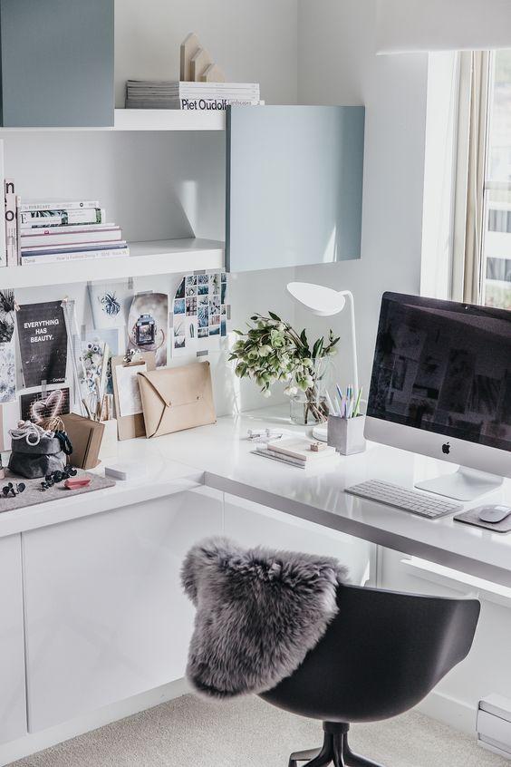 home office jak urządzić domowe biuro?
