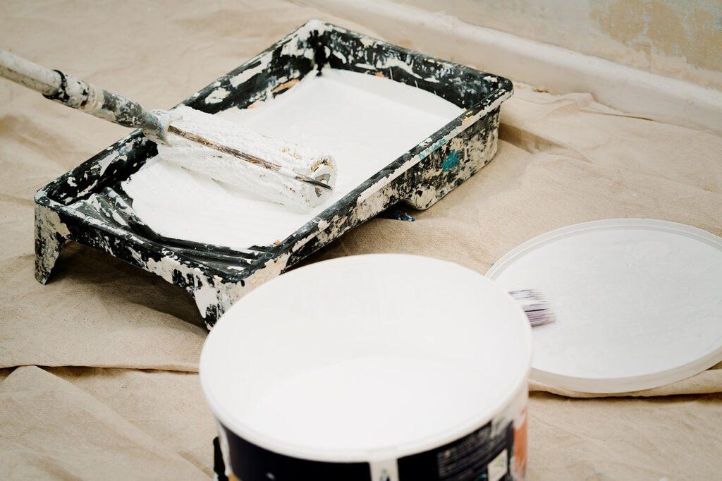 Farba biała - jaką farbę do malowania ścian wybrać?